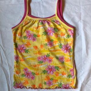 Top girls size L 14/16 new 60% cotton polyester